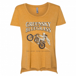 Leap Year Sessions Women's Tee - Antique Gold