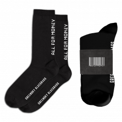 All For Money Socks