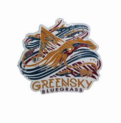 Red Rocks 2019 Hat Pin
