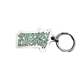 MetalGrass Keychain
