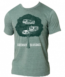 2016 Fall Tour T-shirt (Green)