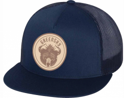 Spirit Bear Trucker Hat - Navy