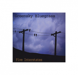 CD: Five Interstates (2008)
