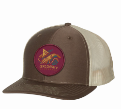 Red Rocks 2019 Brown Trucker