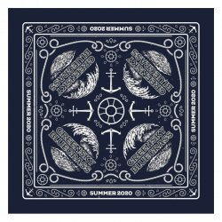 Bandana - Summer 2020 - Navy