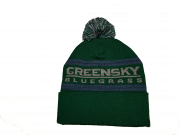 Light Green Winter Hat
