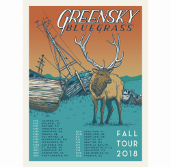 Fall Tour 2018 - Elk