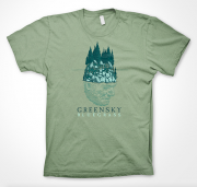 2017 Fall Tour T-shirt (Green)