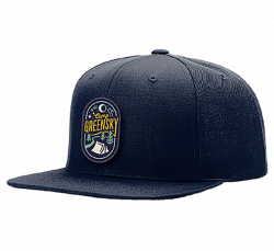 Camp Greensky 2019 Flat Brim