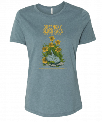 NYE '19 Women's Event Shirt - Heather Teal